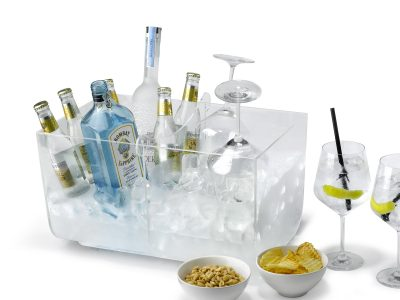 coktail station ice buket WAF