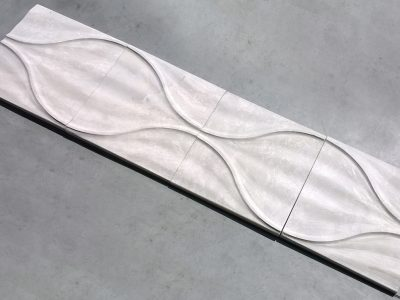 sable surface - marble modular element