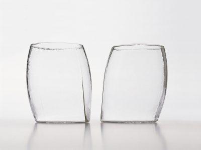 bicchieri vetro soffiato